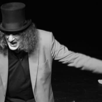 Jerry Sadowitz Launches London Show in August Relies On Low Fanbase