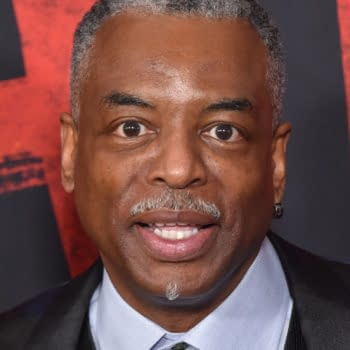 LeVar Burton arrives for 'Mulan' World Premiere on March 09, 2020 in Hollywood, CA. Editorial credit: DFree / Shutterstock.com