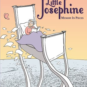 Preview Little Josephine OGN by Valérie Villieu and Raphaël Sarfati