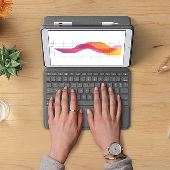 Logitech Reveals Three New iPad Related Products
