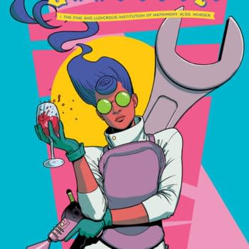 Diamond Says 20th May For New Comics From Marvel, Image, IDW and More.