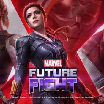 Marvel Future Fight Black Widow Movie