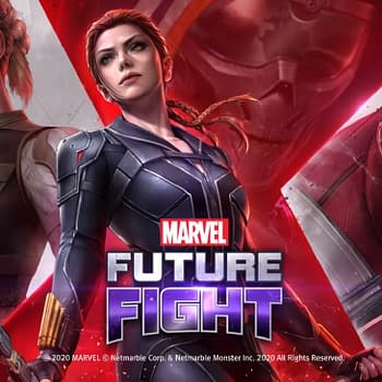 Marvel Future Fight Receives A New Black Widow Update