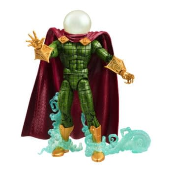 Marvel Legends Vintage Collection Retro Mysterio Figure Design Photo Credit from Hasbro