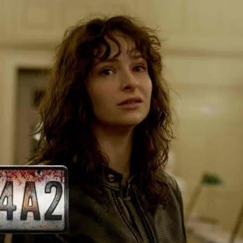 Vic McQueen is in for the fight of her life in NOS4A2, courtesy of AMC.