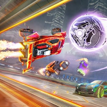 Rocket League Officially Becomes Free-To-Play On September 23rd