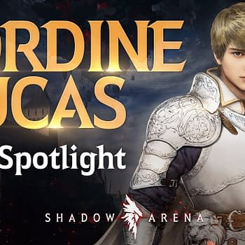 Shadow Arena Reveals A Character Spotlight For Jordine Ducas