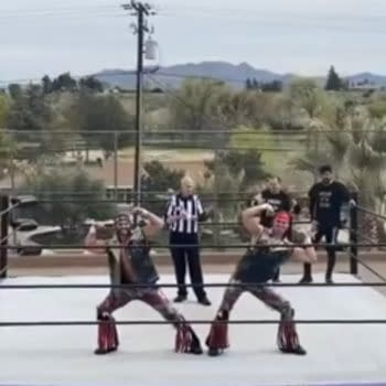 AEW's Young Bucks appear on Being the Elite.