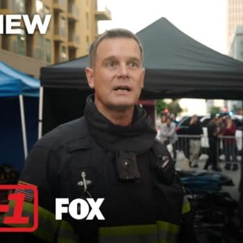 Peter Krause stars in 9-1-1, courtesy of FOX.