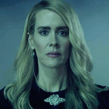 Ratched Star Sarah Paulson Talks Jon Jon Briones and Film Comparisons