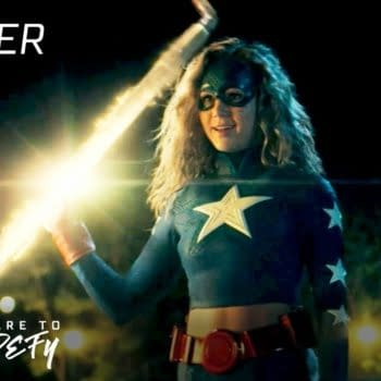 Courtney begins her training as a superhero on Stargirl, courtesy of The CW.