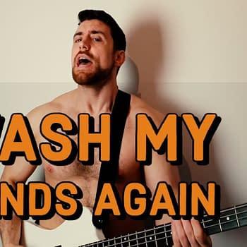 Ring of Honor Wrestler Joe Hendry Goes Blink-182 for Hand Washing PSA