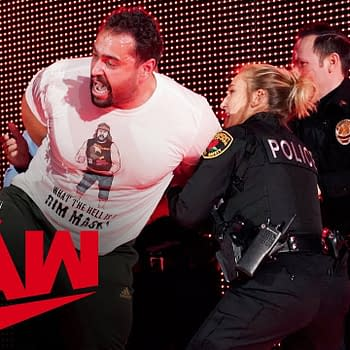 WWE Releases Rusev and Aiden English on Rusev Day