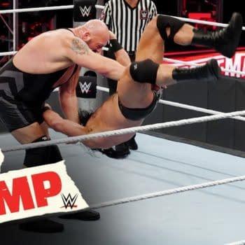 "Big Show went ""old school"" on Drew McIntyre, courtesy of WWE."