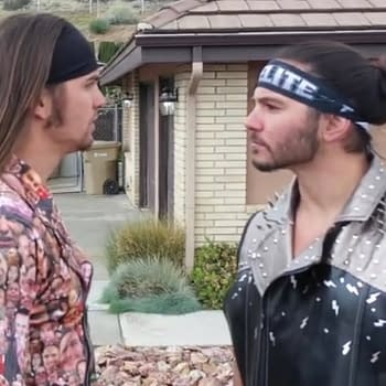 Being The Elite 199 Part 3 Features ROHs Marty Scurll Flip Gordon