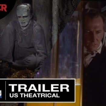 The Evil of Frankenstein / US Theatrical Trailer (1964)
