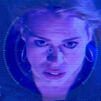 """Billie Piper's Rose returns in """"The Stolen Earth"""" and """"Journey's End,"""" courtesy of BBC."""
