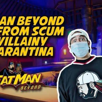 Fat Man Beyond LIVE 4/17/20 - SPECIAL GUEST JIM LEE!