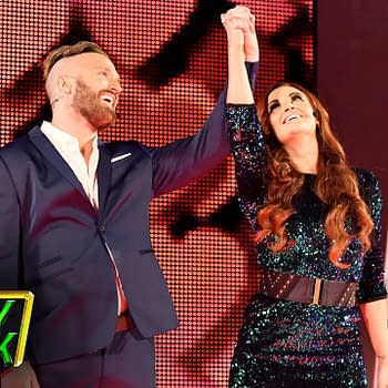 Mike Kanellis Didnt Want WWE Release in the Middle of a Pandemic