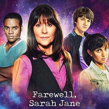 Farewell Sarah Jane Reveals Tegan and Nyssa are a Couple and More
