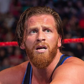 Pregnant Wife of Wrestler Curt Hawkins Reacts to His WWE Release