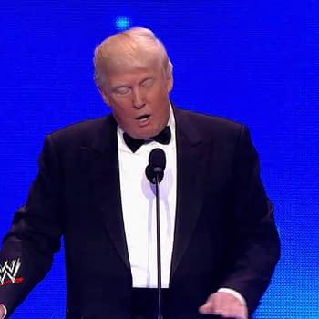 Sami Zayn Calls Out WWE Hall-of-Famer Donald Trump Cody Responds