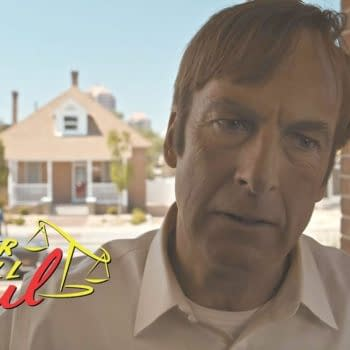 Jimmy's looking for answers on Better Call Saul, courtesy of AMC.
