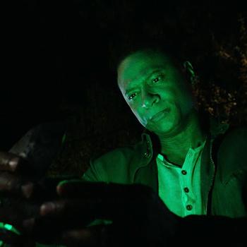 Arrow Alum David Ramsey Has A Little Green Lantern Teasing Fun