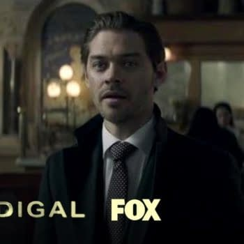 Bright hunts for an assassin on Prodigal Son, courtesy of FOX.
