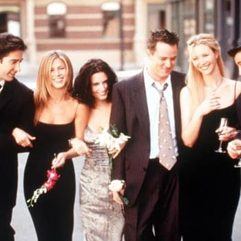 Friends Reunion Filming in Next Two Weeks Studio Audience in Doubt