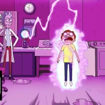 Rick and Morty returns May 7 to UK's E4, courtesy of Adult Swim.