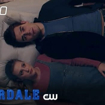 Archie and Betty are trying to figure things out on Riverdale, courtesy of The CW.