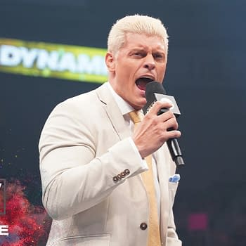 Cody Rhodes Now Ranked #1 Contender for AEW World Championship