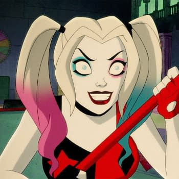 Harley Quinn needs a few questions answered, courtesy of DC Universe.