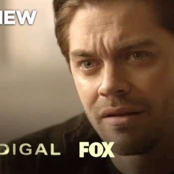 Tom Payne stars in the season finale episode of Prodigal Son, courtesy of FOX.