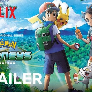 Pokemon Journeys Making Netflix-Exclusive U.S. Debut This June