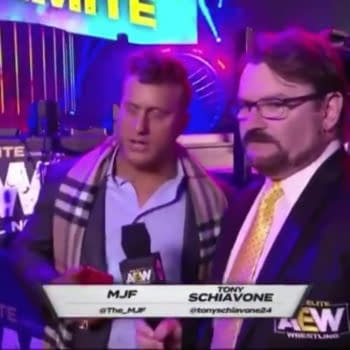 MJF and Shawn Spears Gambling on Matches