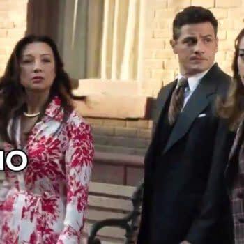 Marvel's Agents of S.H.I.E.L.D. fight for the future on May 7, courtesy of ABC.