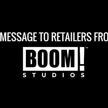 Who Is The Big Name Behind Boom Studios New Secret Comic Book