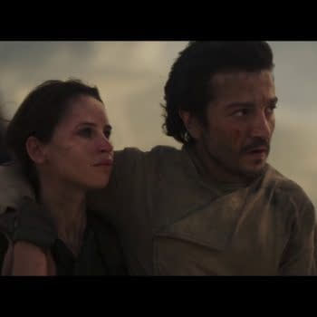 The end is near in Rogue One: A Star Wars Story, courtesy of Disney/Lucasfilm.