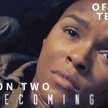 Janelle Monae stars in Homecoming season 2, courtesy of Amazon Prime.
