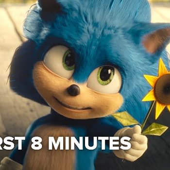 Sonic The Hedgehog Watch The First 8 Minutes Now