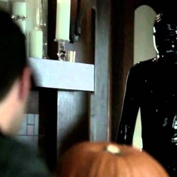 American Horror Story Co-Creator Ryan Murphy Posts Rubber Man Teaser