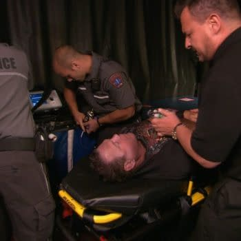 Jerry Lawler taken off of Raw due to a health matter, courtesy of WWE.