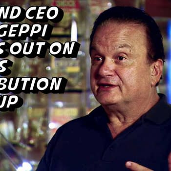 Steve Geppi Talking Live With Comic Book Retailers Tonight