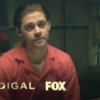 Malcolm Has A Dream He's In Prison | Season 1 Ep. 20 | PRODIGAL SON