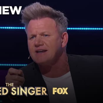 The Masked Singer Preview Teases Fan-Favorite Goodbye Gordon Ramsay