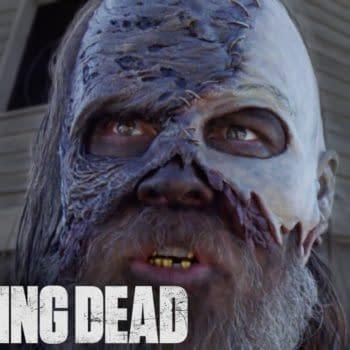 The Whisperers Invade Alexandria | The Walking Dead Sneak Peek: Season 10, Episode 15
