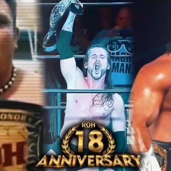 The Ultimate Preview for ROH 18th Anniversary!