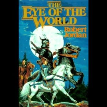 The Wheel of Time on Amazon Prime Book Club begins next week with a look at The Eye of the World (cover courtesy of Tor Books).